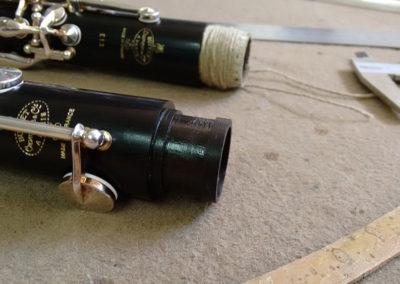 Reparación de clarinete: Foto 4