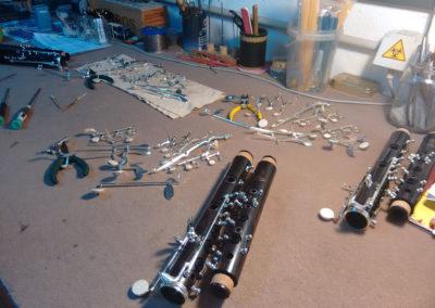 Reparación de clarinete: Foto 1
