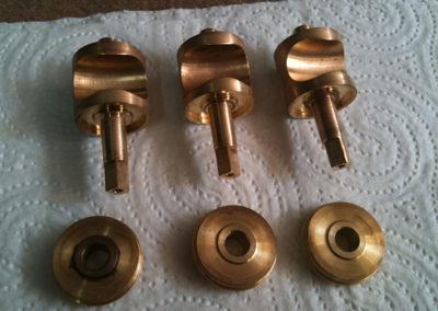 Fiscorno de cilindros-rotores: Foto 3