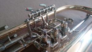 Fiscorno de cilindros-rotores: Foto 1