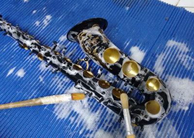 Reparación de saxofón: Foto 2