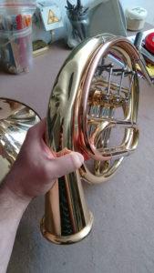 Reparación de Trompa simple: Foto 3