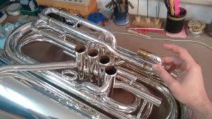 Reparación de Tuba de pistones: Foto 3
