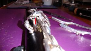 reparación clarinete buffet