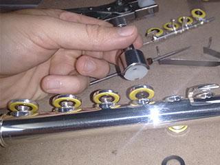 Reparación de flauta en Madrid