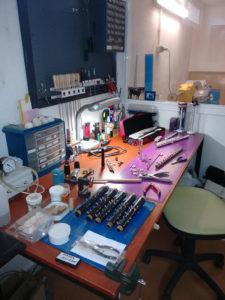 Taller luthier en Madrid